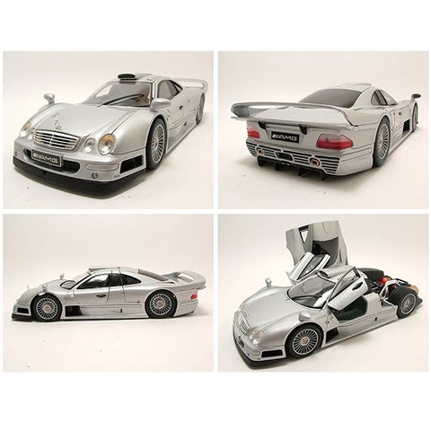 Image of Maisto Mercedes-Benz CLK STREET 1:18 Scale