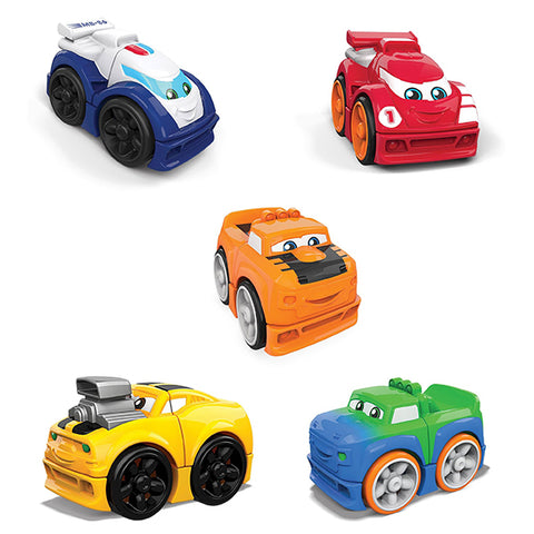 Image of Fisher Price Mega Bloks Build Car Devin