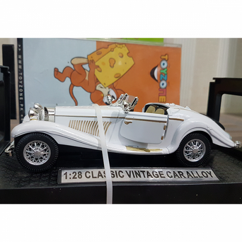 Image of Metal Body 1936 Mercedes Benz 500K Typ Special Roadster