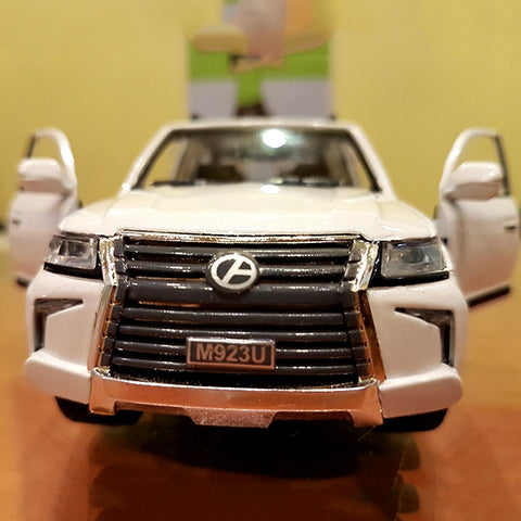 Metal Body Die-Cast Model Lexus LX-570