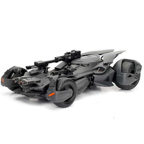 Image of Metal Die-Cast 2016 Batman vs Superman Batmobile-