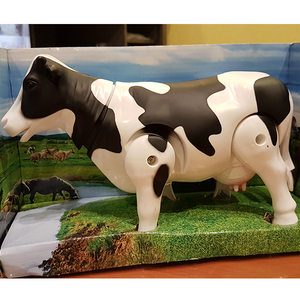 Galaxy Milk Cow Battery Operated