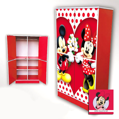 Image of Micky Mouse | 4 Door Wardrobe