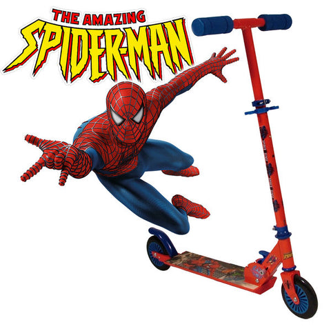 Image of Spider Man Scooter-60221-Spider Man