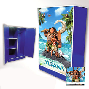 Disney Moana | 2 Door Wardrobe