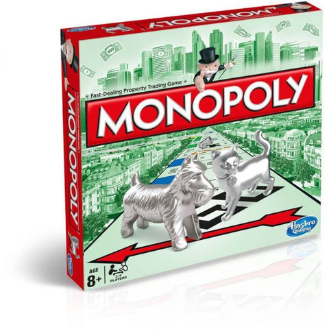 Image of Hasbro Classic Monopoly Board Game