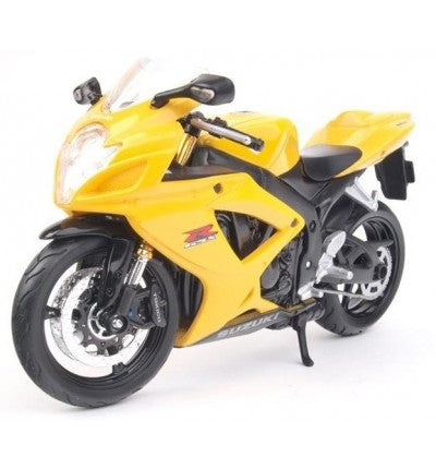 Image of Maisto 1:12 Scale Diecast Scale Bike (Assortment )