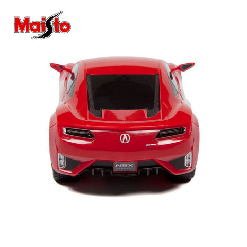Image of Maisto Acura NSX Concept Rc Car 1:24 Scale-YT-81079