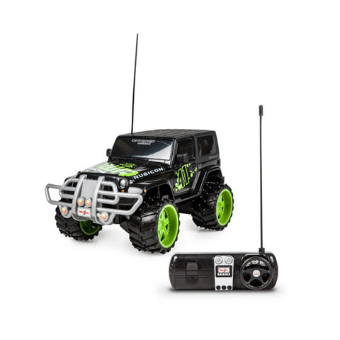 Maisto Tech Jeep Wrangler Rubicon Electric RC Truck-82069