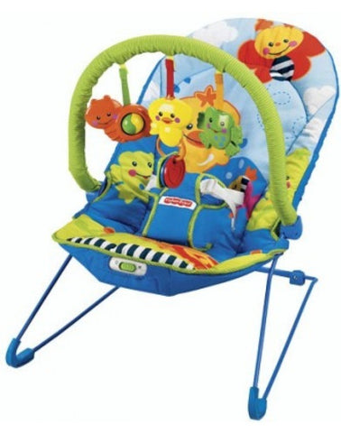 Fisher Price Soothe and Play Bouncer