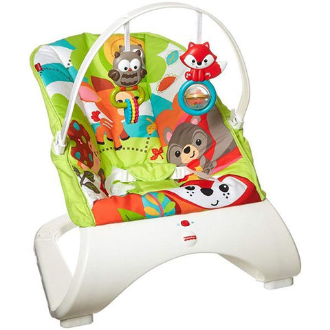 Fisher price woodland friends Comfort Curve Bouncer