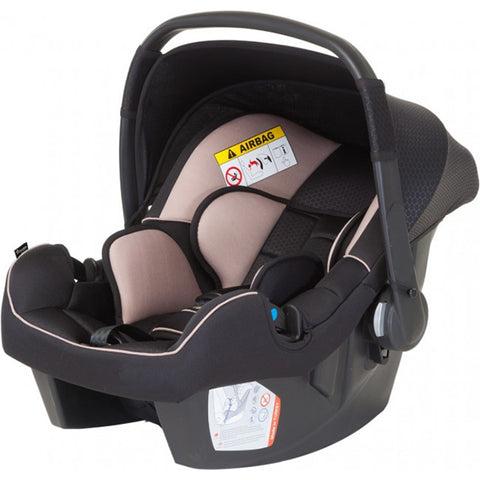 Infantes Premium Baby Carrycot - Brown-231