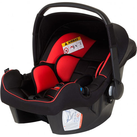 Infantes Premium Baby Carrycot - Red-234