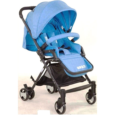 Ultra Light Baby Stroller-Blue-250