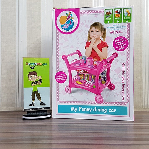 Image of My Funny Dinning Car