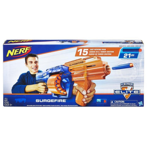 Image of Nerf N-Strike Elite Surgefire 2.0