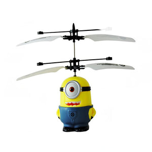Flying Minion Sensor Copter-Flying Minion