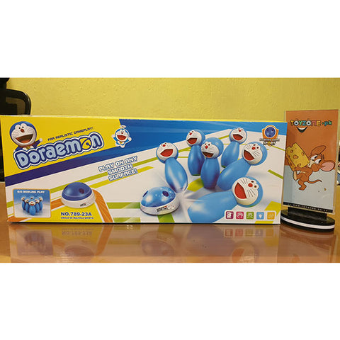Image of Doraemon Bowling Set