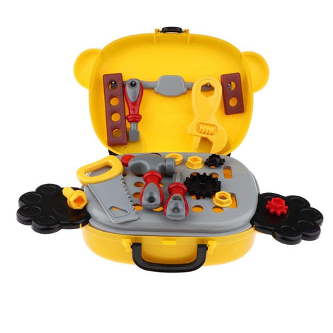 Panda Tools Play Set Suitcase