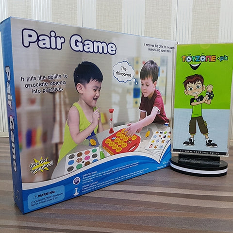 Pair Game Set