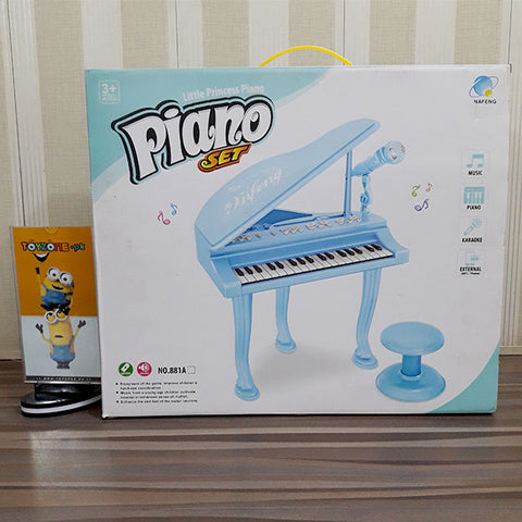 Little Princess Piano With Microphone