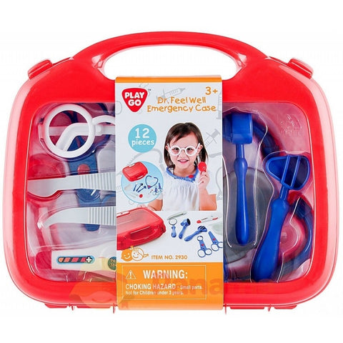 PlayGo Dr. Feel Well toy medical kit -2930