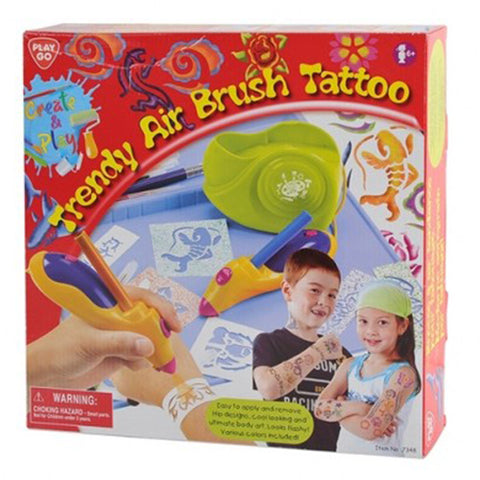 Playgo Airbrush Tattoos 7346