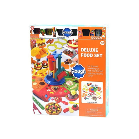 PlayGo - Dough Deluxe Food Set 85819