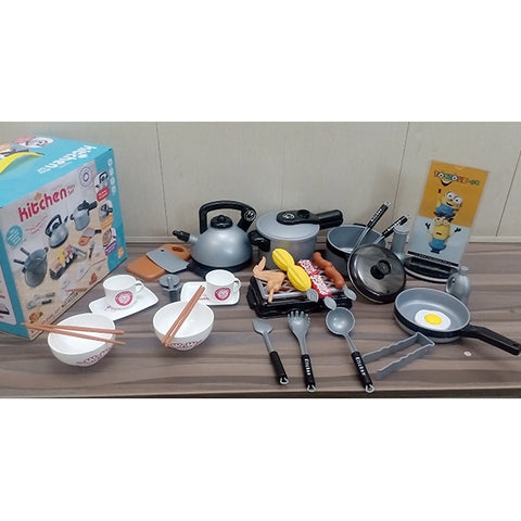 Image of Pretend Play Cookware For Little Chef