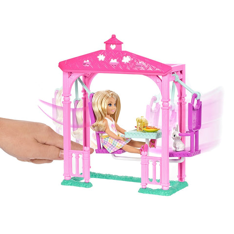Image of Barbie Chelsea Picnic and Pet Playset