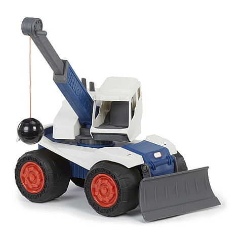 Image of Little Tikes - Dirt Digger Plow & Wrecking Ball