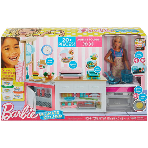 Image of Barbie Ultimate Kitchen