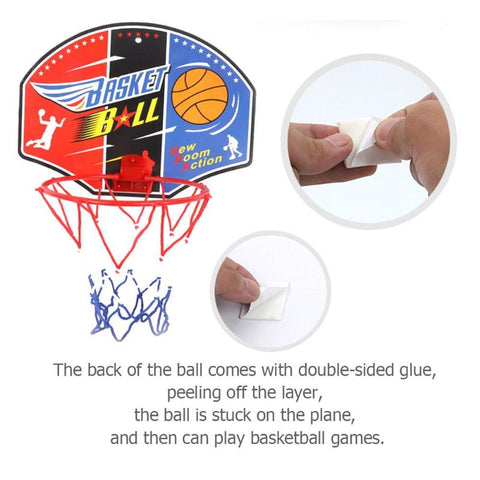Image of Home Mini Basketball
