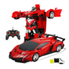 Radio Control Deform Robot Car - 689-283