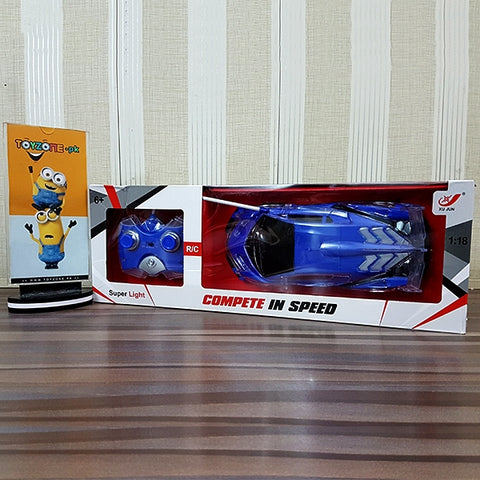 Image of Radio Control Super Fast Sports Car