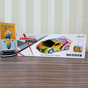 Radio Control Super Fast Sports Car