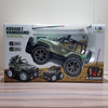 Remote Control Assault Vanguard Jeep