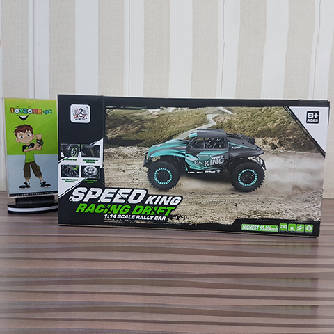 Image of RC Speed Racing Drift 4WD Crawler 1:14 Scale