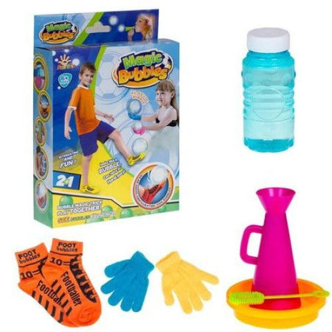 Magic Bubbles Football