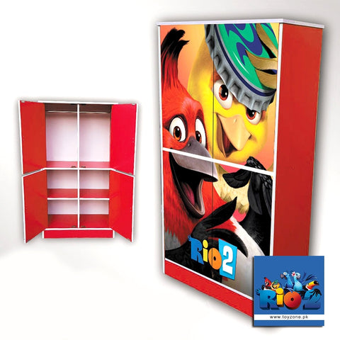 Image of Rio 2 | 4 Door Wardrobe