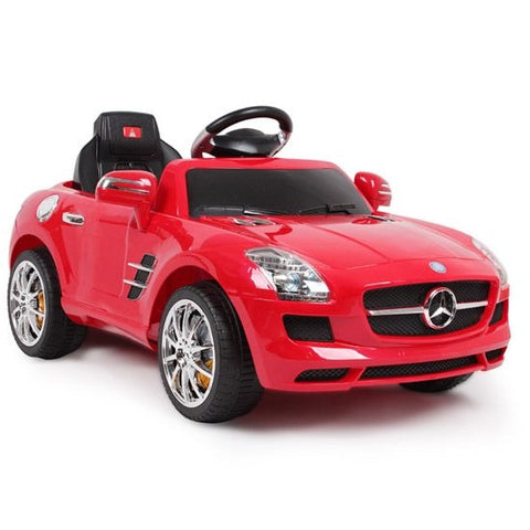 Image of Electric Mercedes Benz SLS Battery Operated Car