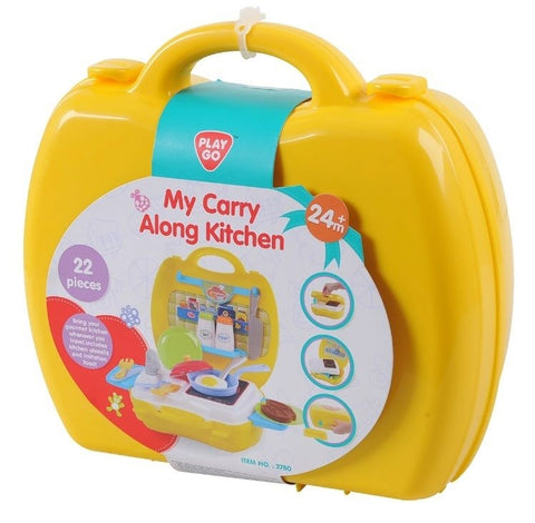 Playgo My Carry Along Kitchen- 2780