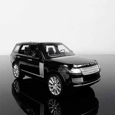 Image of Metal Body Range Rover With Lights and Sound