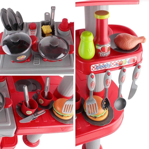 Little Chef Kitchen Set