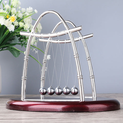 Image of Newton's Cradle Steel Balance Balls