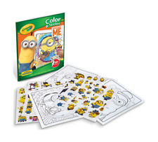Image of Crayola | Minnion Color & Sticker Set 50 pcs