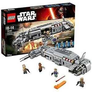 LEGO Star Wars Resistance Troop Transporter-75140