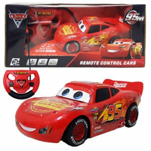 RC Disney Pixar Mcqueen Cars