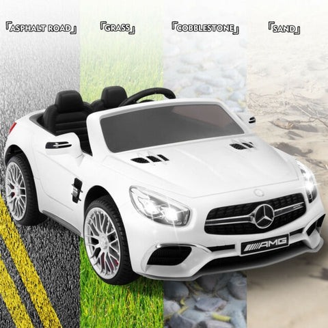 Electric Mercedes Benz SLS Battery Operated Car