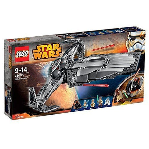 Image of LEGO Sith Infiltrator™-75096